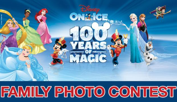 Disney on Ice Photo Contest