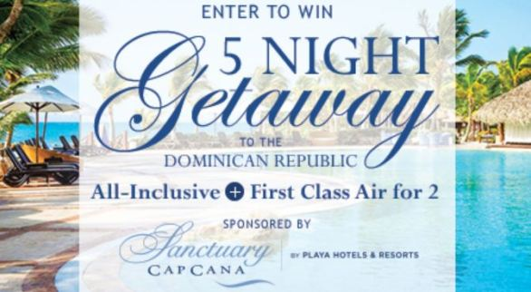 Dream Vacations 5-Night Getaway Sweepstakes