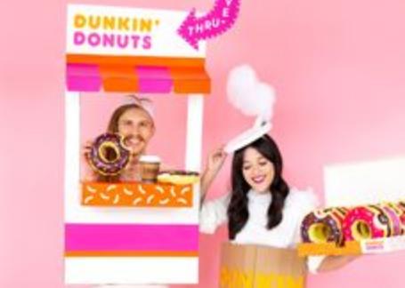 Dunkin' Donuts Halloween Contest