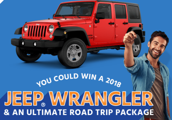 Fueling Good Club CITGO Ultimate Road Trip Sweepstakes