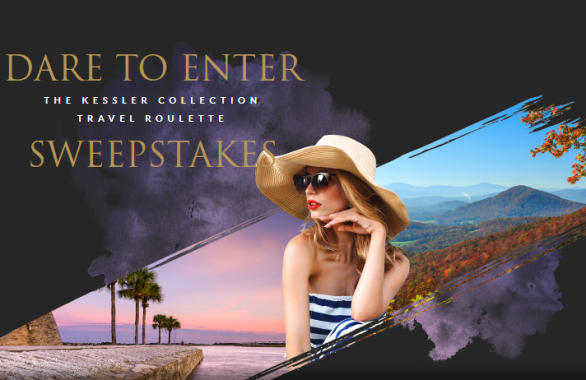 Kessler Collection Travel Roulette Sweepstakes