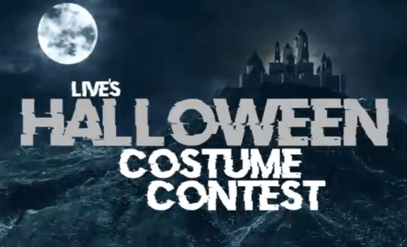 Live With Kelly & Ryan Halloween Costume Contest
