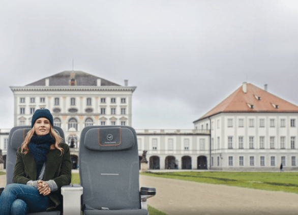 Lufthansa Airlines Say Yes To The World Sweepstakes