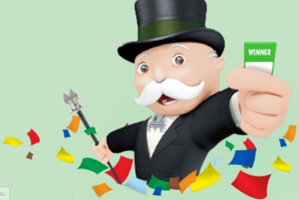 McDonald's Monopoly Australia Competition