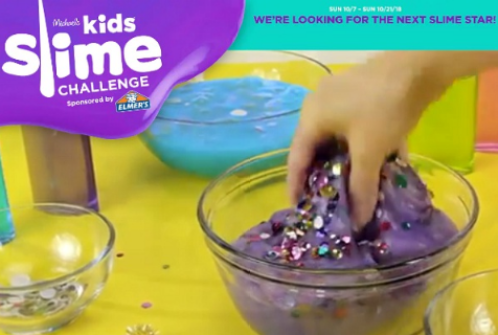 Michaels Kids 15 Days of Slime Contest