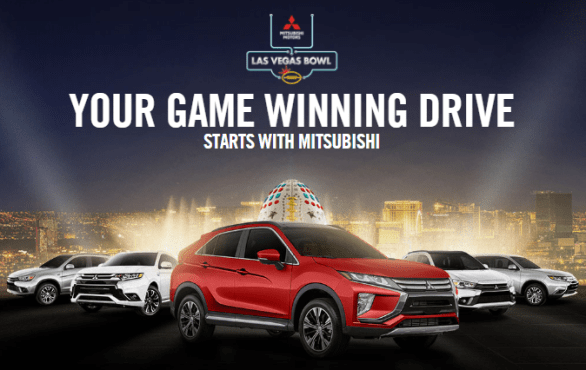 Mitsubishi Your Game Winning Drive Sweepstakes