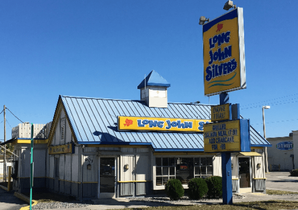 My Long John Silver's Experience Survey Sweepstakes