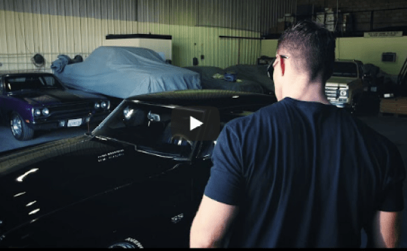 Restomods Dream Chevelle SS 454 Sweepstakes