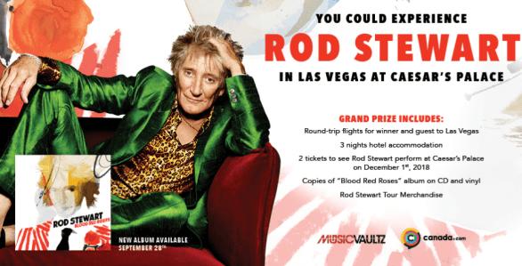 Rod Stewart Contest