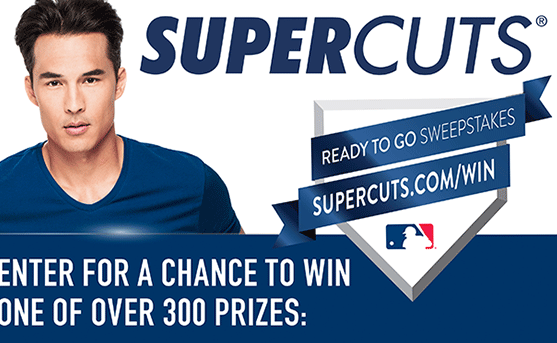 Supercuts Ready to Go Sweepstakes