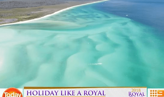 Today Show Holiday like a Royal Competition