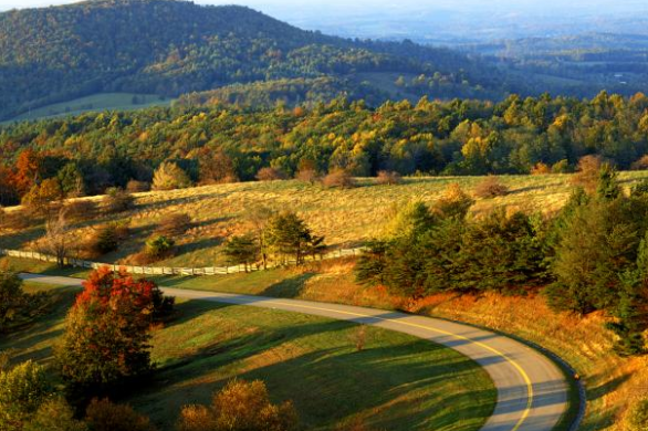 Travel Channel Fall Color Road Trip Sweepstakes