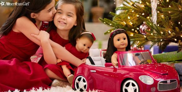 American Girl Car Sweepstakes