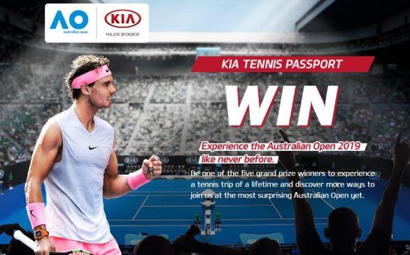 Kia Tennis Competition