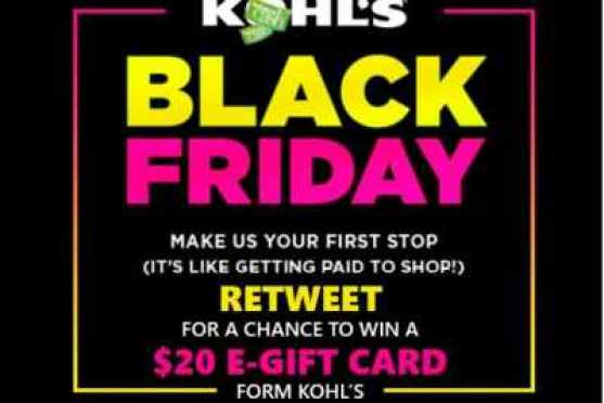 Kohls-Black-Friday-Sweepstakes