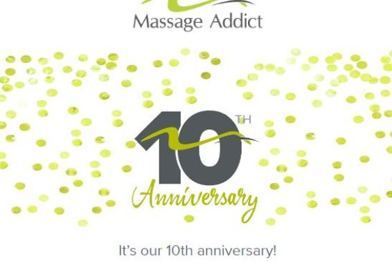 Massage Addict 10th Anniversary Contest