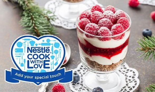 Nestle Culinary Milks Christmas Competition