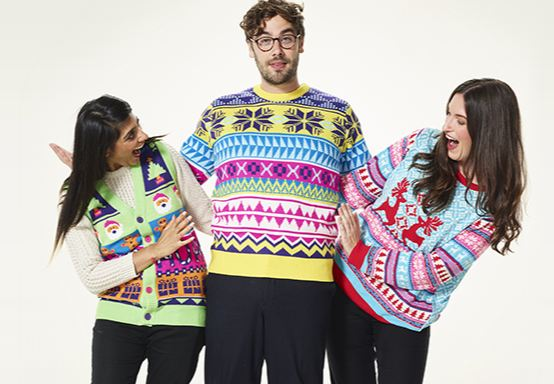 Save The Children's Christmas Jumper Day Competition