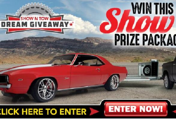 Show and Tow Dream Giveaway