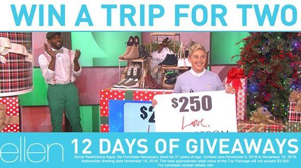 Turn to 10 Ellen Contest