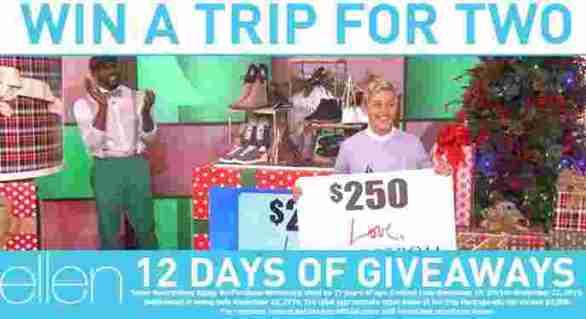 Turnto10-Ellen-12-Days-Giveaways