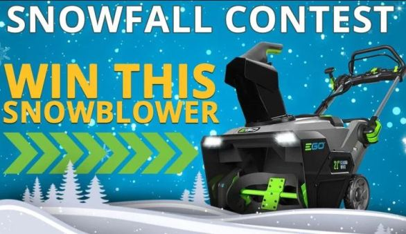 WQAD Guess the Snowfall Sweepstakes Contest