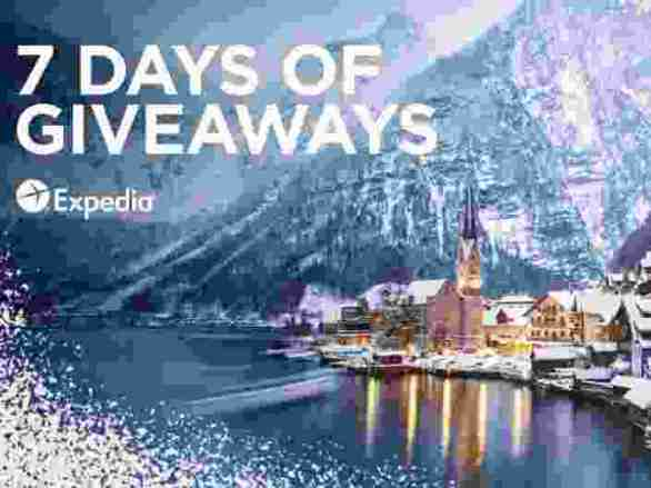 Expedia-7-Days-Giveaways