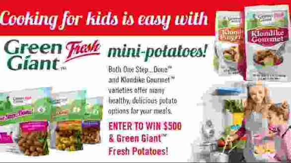 Farmstarliving-Geen-Giant-Fresh-Sweepstakes