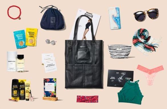 Glamour Gift Bag Sweepstakes