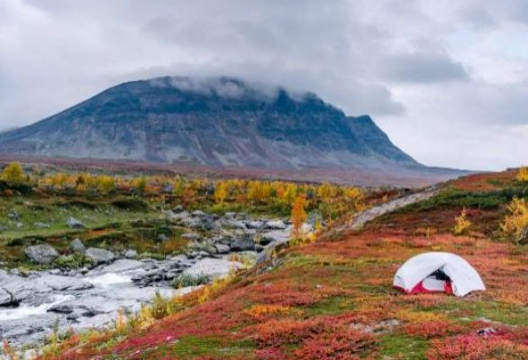 King's Trail Tours Hike Kungsleden Swedish Arctic Sweepstakes