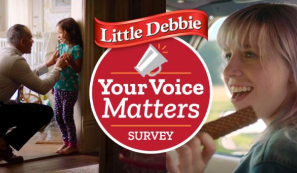 Little Debbie Survey Sweepstakes