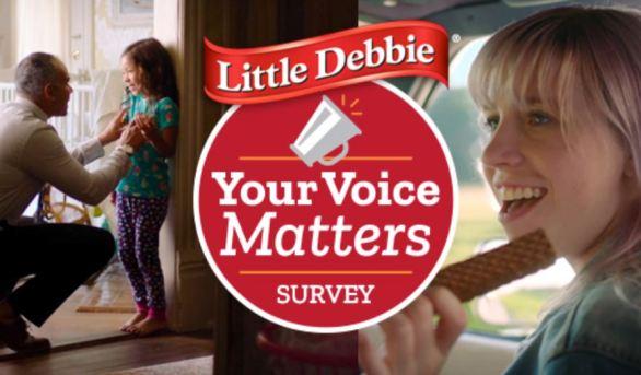Little Debbie Survey Sweepstakes