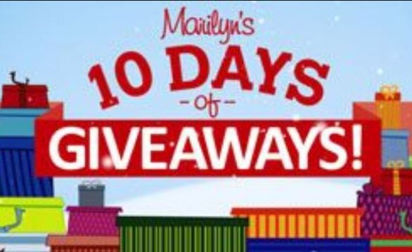 Marilyn 10 Days of Giveaway Contest