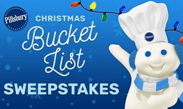 Pillsbury Bake Memories Holiday Sweepstakes
