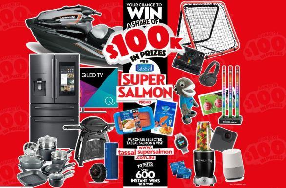 Tassal Super Salmon Competition