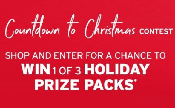 The Shopping Channel Countdown to Christmas Contest