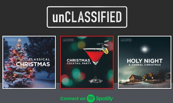 Tweematic Unclassified Christmas Spotify Sweepstakes