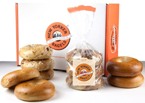 New Yorker Bagels Year of Fresh NYC Bagels Giveaway