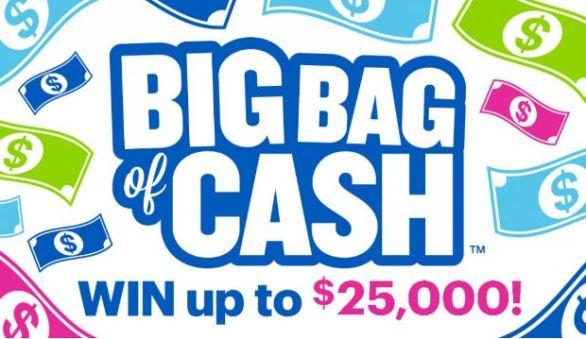 CHFI Big Bag of Cash Contest