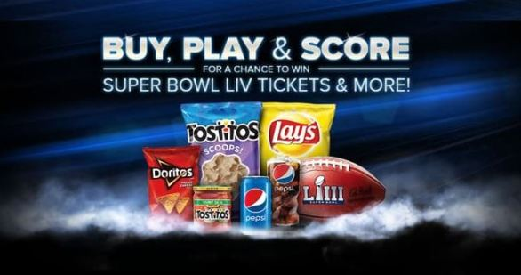 Made For Super Bowl LIII Sweepstakes