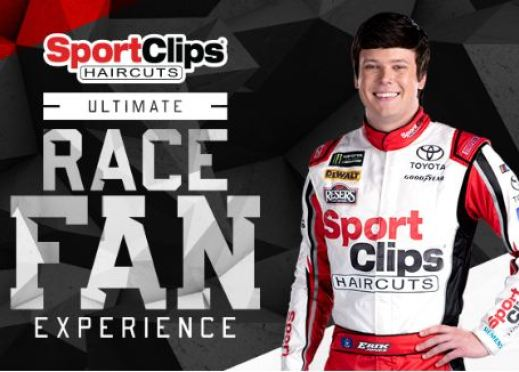 SportClips-Ultimate-Race-Fan-Experience-Sweepstakes
