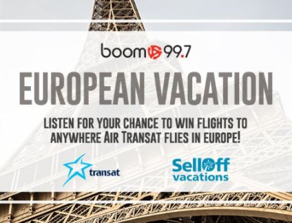Boom997-European-Vacation-Contest