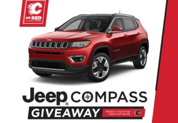Calgaryflames-JEEP-Compass-Contest