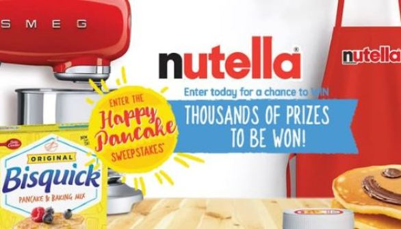 NUTELLA-Happy-Pancake-Sweepstakes