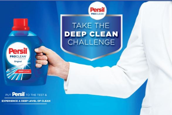 Persilproclean-Deep-Clean-Challenge-Sweepstakes