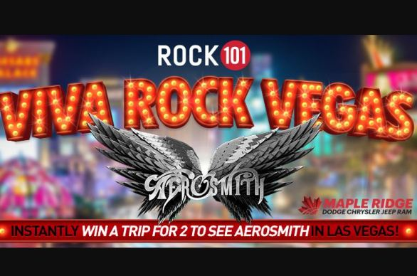 Rock101-Visa-Rock-Vegas-Aerosmith-Contest