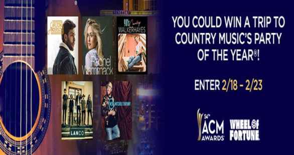 Wheeloffortune-ACM-Flyaway-Sweepstakes