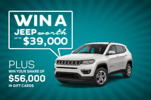 Bankstowncentral-Win-A-Car-Competition