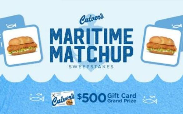 Culvers-Maritime-Matchup-Sweepstakes