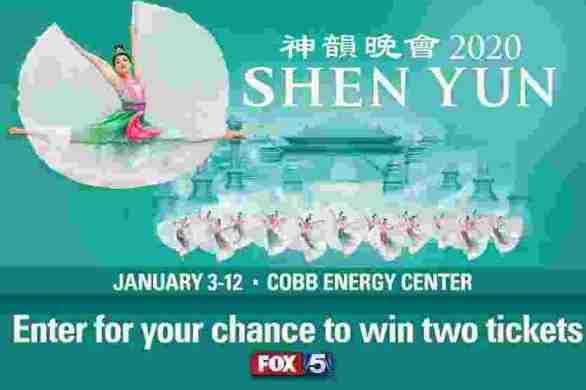 FOX5Atlanta-Shen-Yun-Giveaway